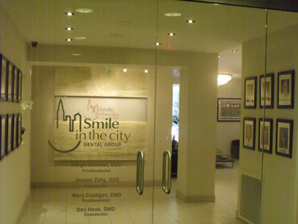 "Dental Office ""Smile in the City"""